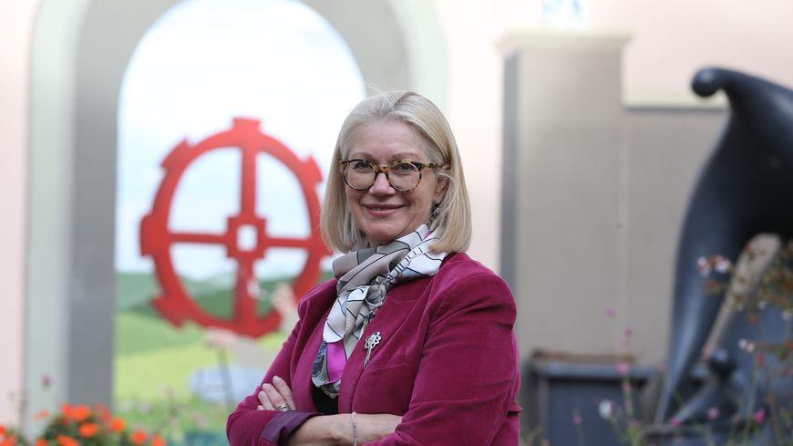 Michèle Lutz doit remplacer Jean Rottner comme maire de Mulhouse début novembre 2017.