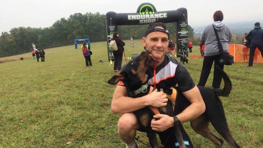 Plus de 70 personnes et autant de chiens ont participé à la course à pied