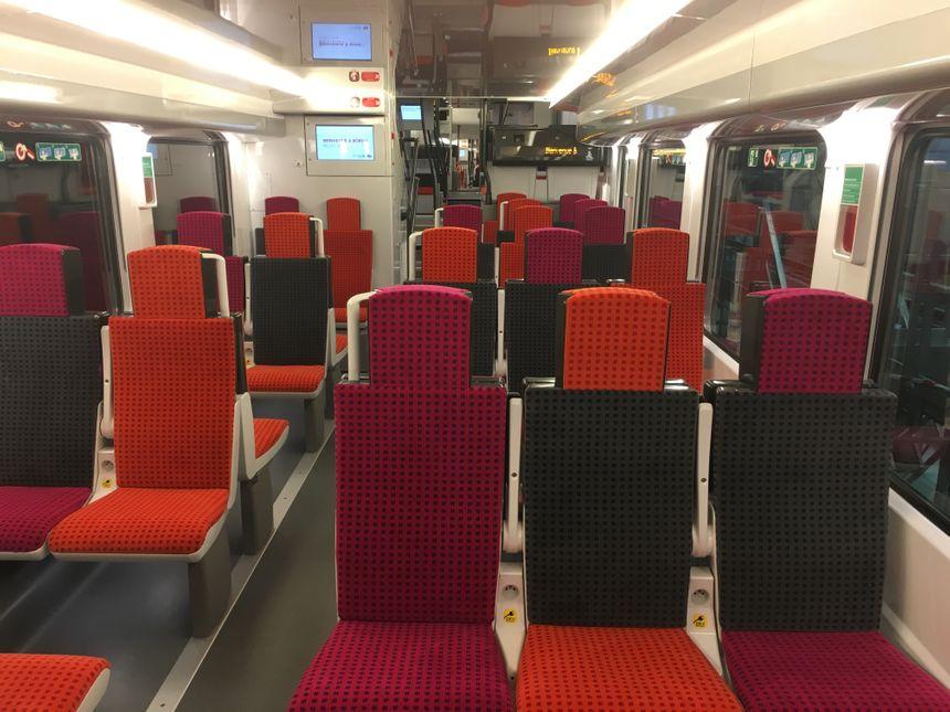 Le REGIO 2N pourra transporter jusqu'à 3.120 voyageurs en heures de pointe.