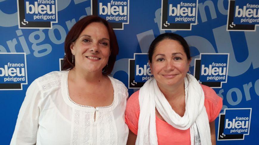 Karine   Delayen  et Nathalie GREIL