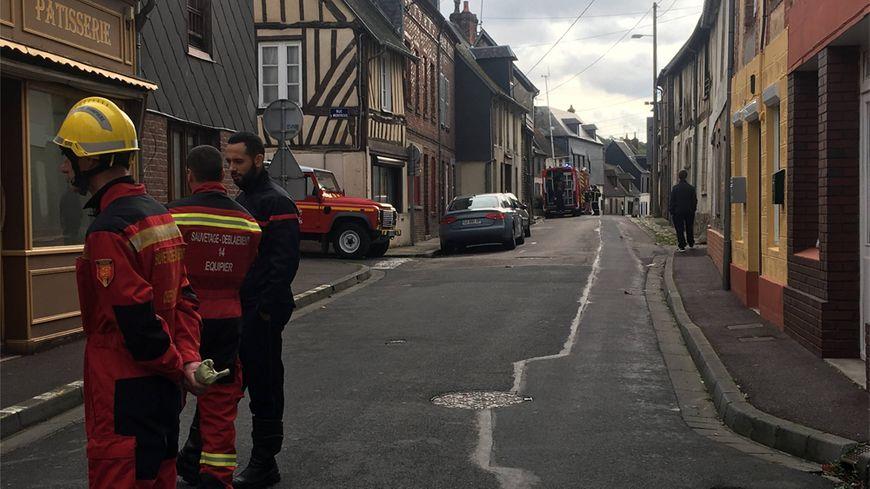 Un homme de 36 ans a été tué dans l'explosion d'un obus de la Seconde Guerre mondiale dans sa maison à Orbec (Calvados)