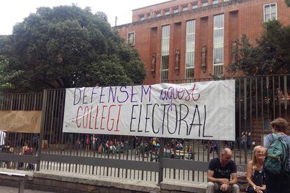 Ecole Collaso i Gil (Barcelone, Espagne)