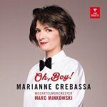 Oh, Boy ! Marianne Crebassa - Mozarteumorchester - Marc Minkowski