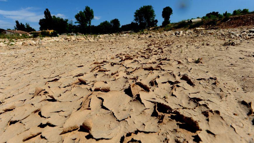 Une sécheresse récurrente en Provence