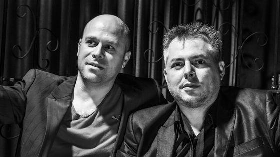 Philippe Moratoglou & Jean-Marc Foltz