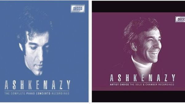 Vladimir Ashkenazy, pianiste(2/5)