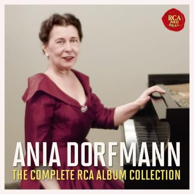 Ania Dorfmann : The complete RCA album collection RCA