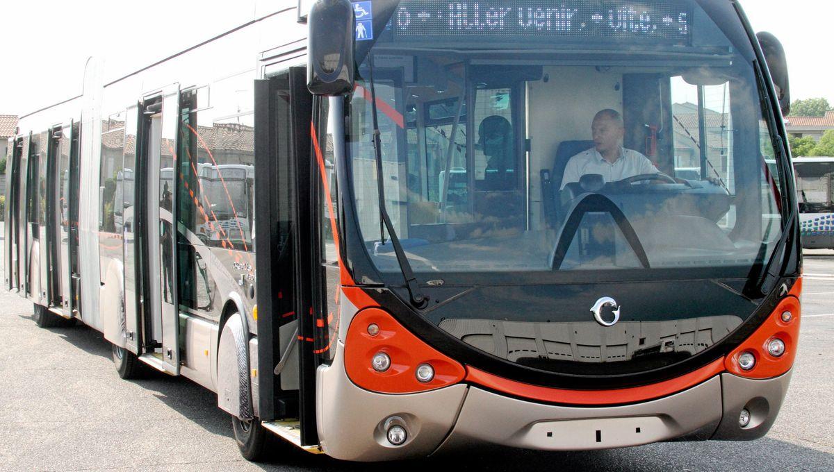 Moovit Lappli Qui Vous Simplifie Le Bus à Nîmes