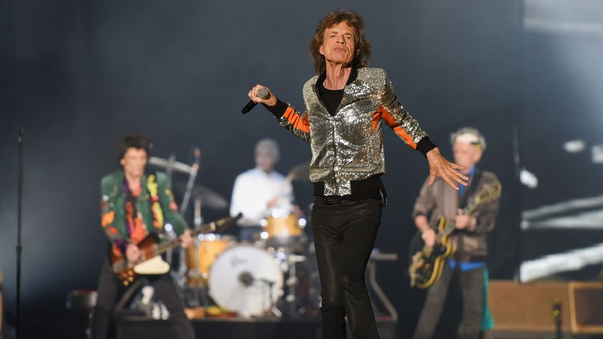 gagnez 2 places pour le concert des rolling stones le 22 octobre l 39 u arena de nanterre. Black Bedroom Furniture Sets. Home Design Ideas