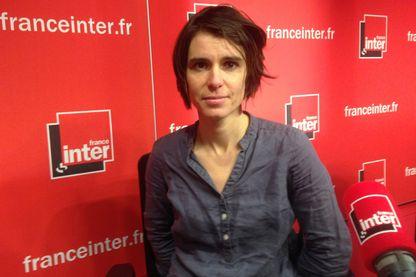 Nolwenn Weiler, journaliste