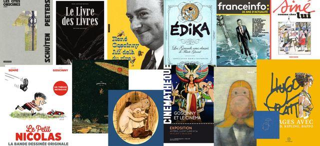 La sélection beaux livres dessinés de France Inter