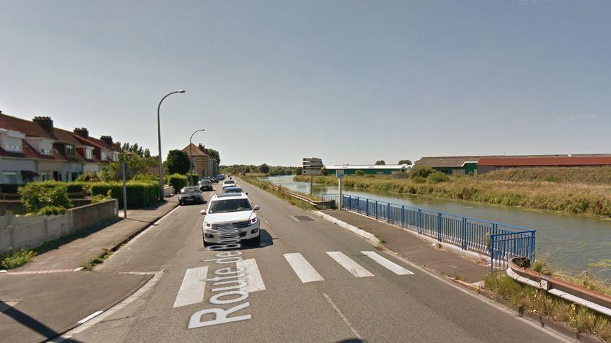 Le corps du nourrisson a été retrouvé route de Bourbourg, à Cappelle-la-Grande.