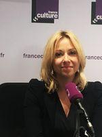 """Florence Portelli, maire de Taverny dans le Val-d'Oise, candidate à la présidence de """"Les Républicains"""""""