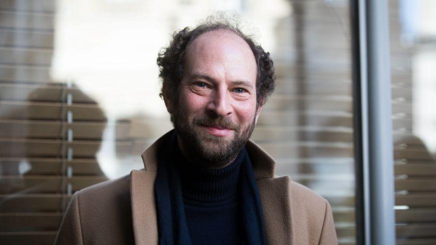 Olivier Guez, prix Renaudot 2017 et amoureux du Racing club de Strasbourg.