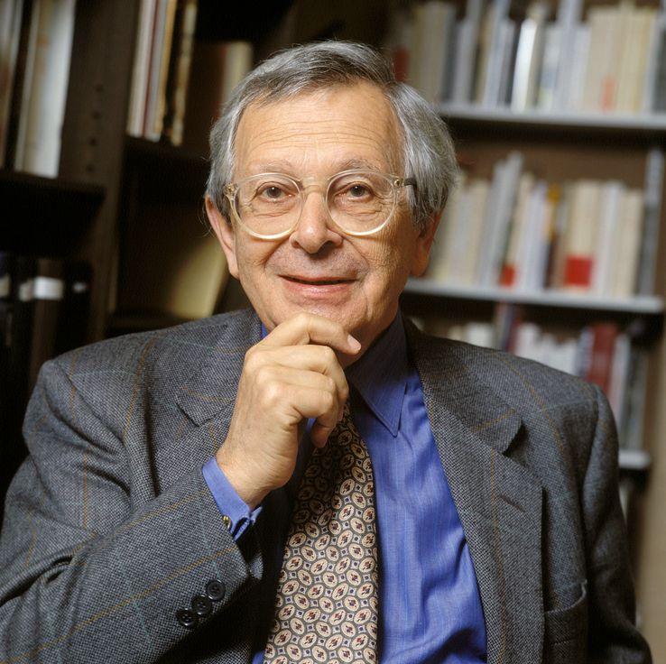 Roger Grenier en 1995