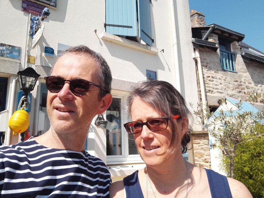 Chrystèle et Jean-Philippe