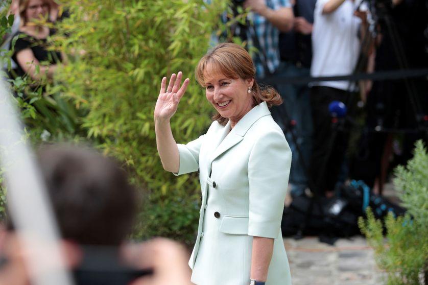 Ségolène Royal, ancienne Ministre de l'Ecologie, désormais Ambassadrice des pôles.
