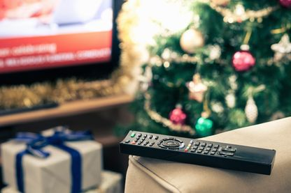 Noël à la télé
