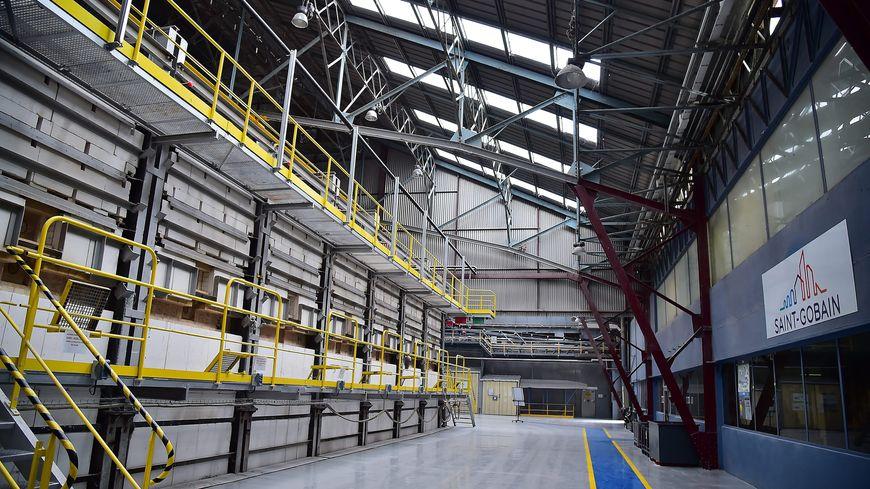 saint gobain fermeture programm e d 39 un nouveau site industriel en lorraine. Black Bedroom Furniture Sets. Home Design Ideas