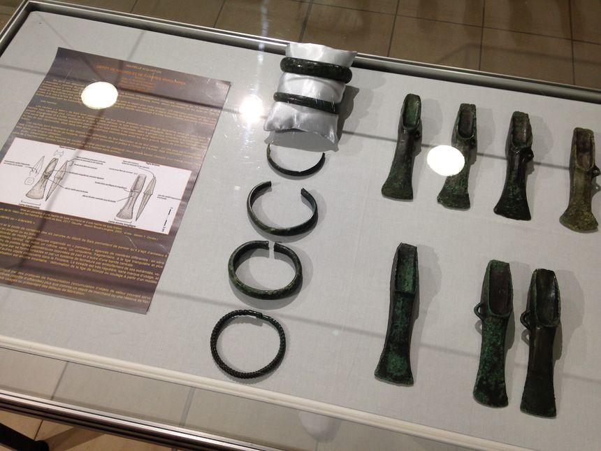 La collection du musée de Jublains s'est bien agrandie.