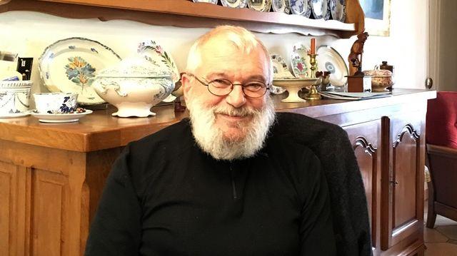 L'ancien maire de la commune de Fitz, James Alex Seghers