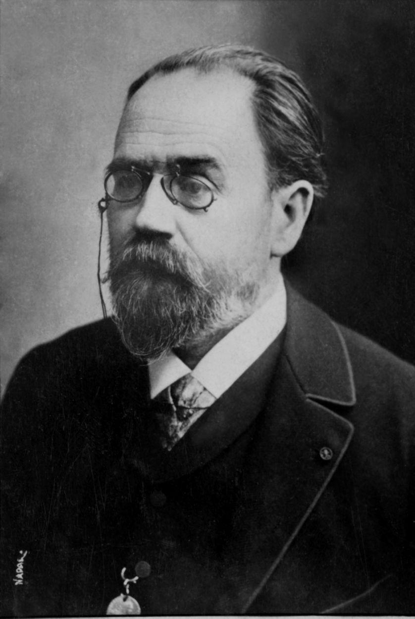 La Philosophie D Emile Zola