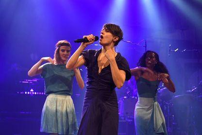 Camille en concert sur France Inter le 22 mai 2017