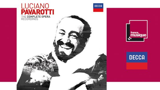 Luciano Pavarotti - Coffret CD The Complete Opera Recordings