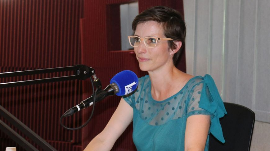 Caroline Abadie la députée de La République en Marche (LREM) était l'invité de France Bleu Isère