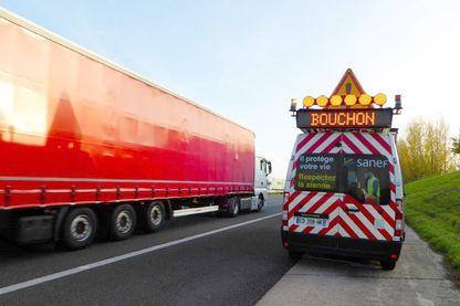 Les agents des routes, et des sociétés d'autoroutes risquent leurs vies quotidiennement