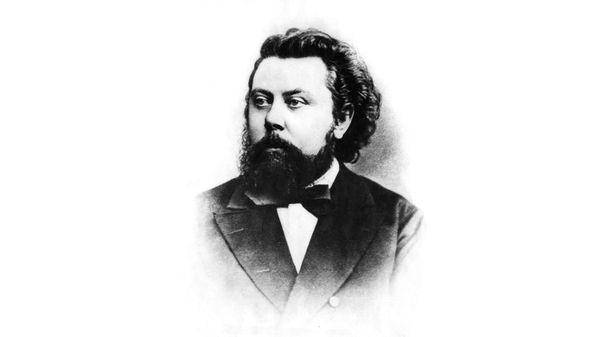 Modeste Moussorgski à St Pétersbourg en 1874 (1/5)
