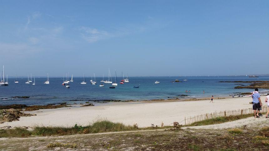 L'île d'Hœdic (Morbihan)