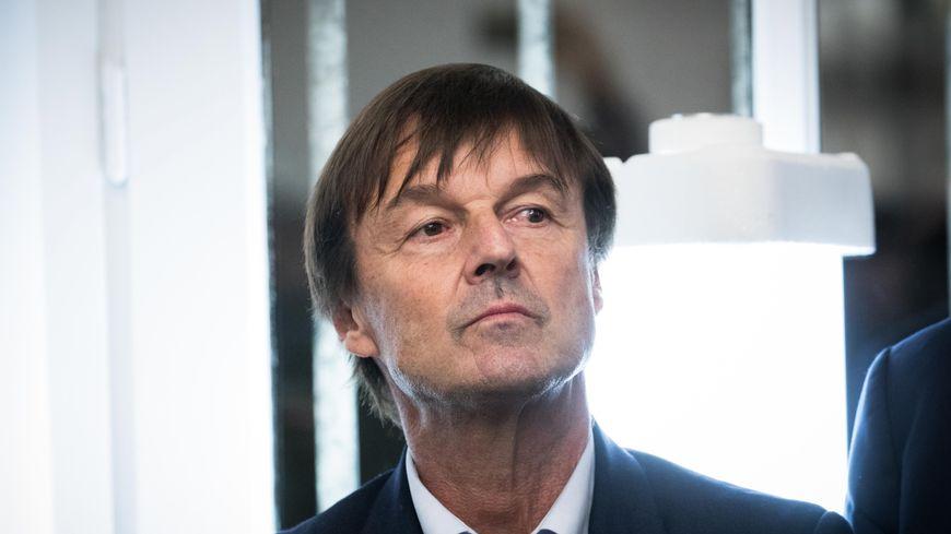 Nicolas Hulot ministre de la transition écologique et solidaire a donné son feu vert pour l'arasement des barrages de la Sélune.