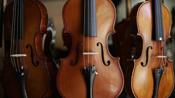Deux violons valant plus de 100 000 euros dérobés chez une ancienne musicienne