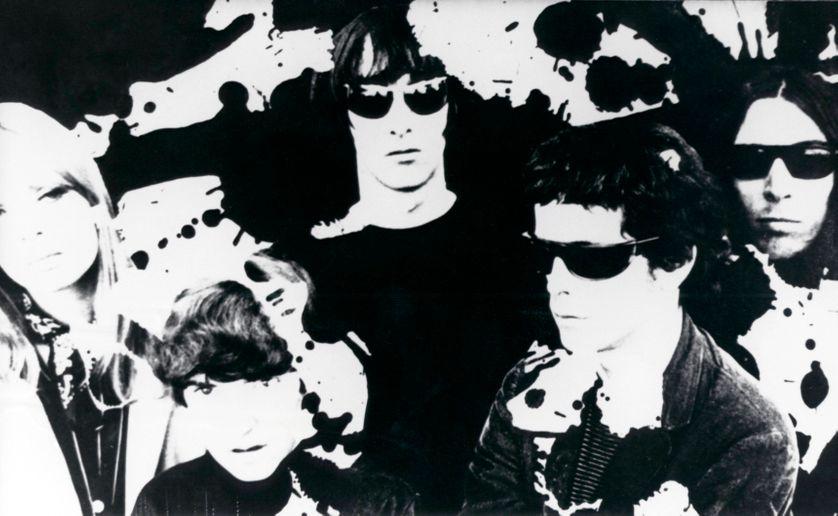 The Velvet Undergroung, en 1970