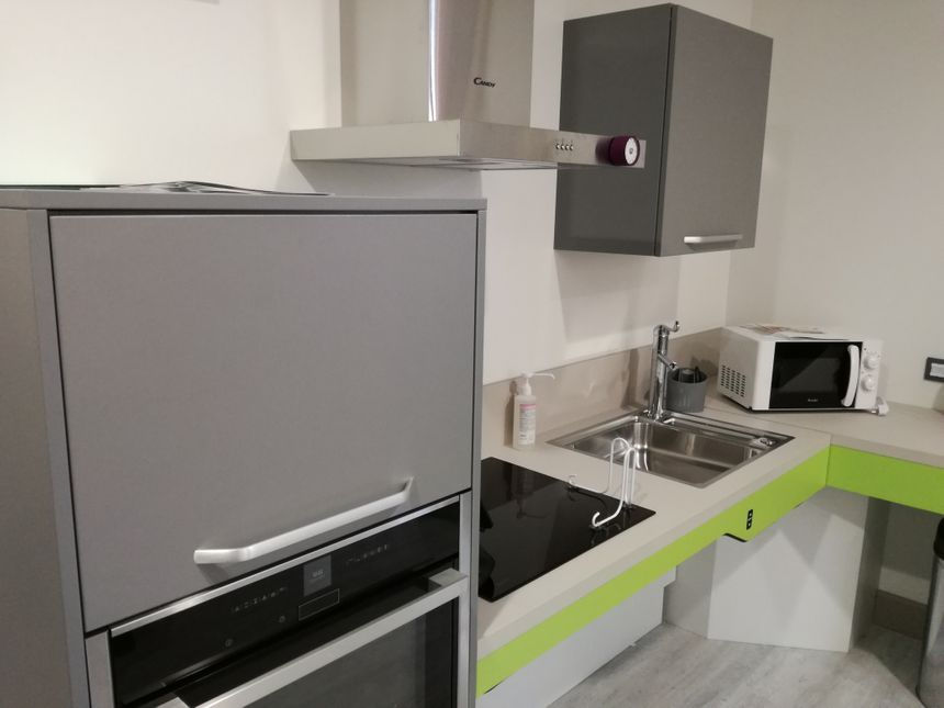 L'hôpital de Chambéry crée un appartement-témoin adapté au handicap