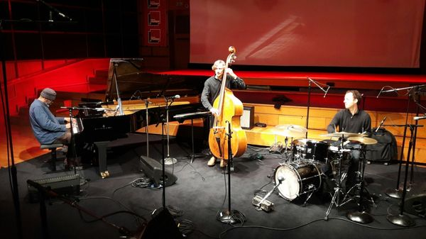Le Trio Antonin Gerbal, Joël Grip et Pat Thomas en concert A l'Improviste à Radio France