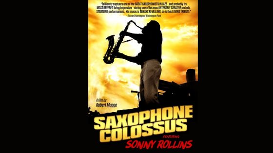 Affiche Saxophone Colossus