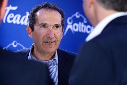 Patrick Drahi reprend en main Altice, le géant des Télécoms