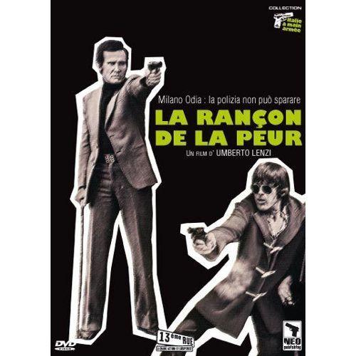DVD La rançon de la peur, Umberto Lenzi