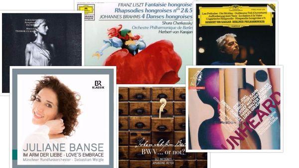 Actualité du disque : Mascagni, Bach, Mendelssohn...