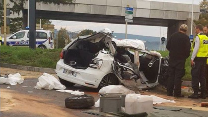 Accident mortel rue de belfort besan on cinq ans de for Accident mortel a salon de provence