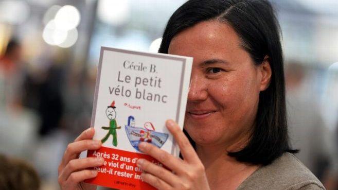 Cécile B, son pseudonyme a publié son livre en 2015