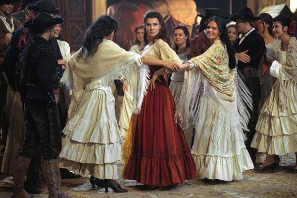 Fanny Ardant est La Callas, Callas Forever, 2002