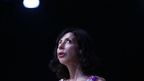 """Yasmina Reza : """"Les mots sont des parenthèses du silence"""""""