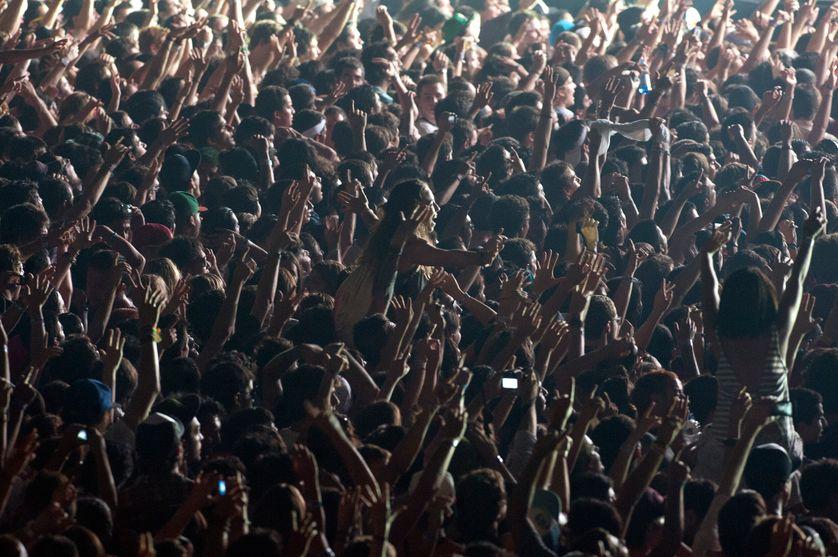 Festival Lollapalooza, Santiago du Chili