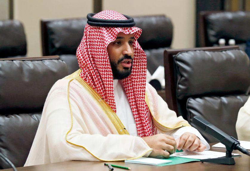Le prince héritier saoudien Mohammed Ben Salmane