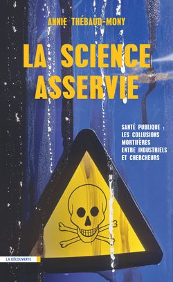 "Couverture ""La science asservie """