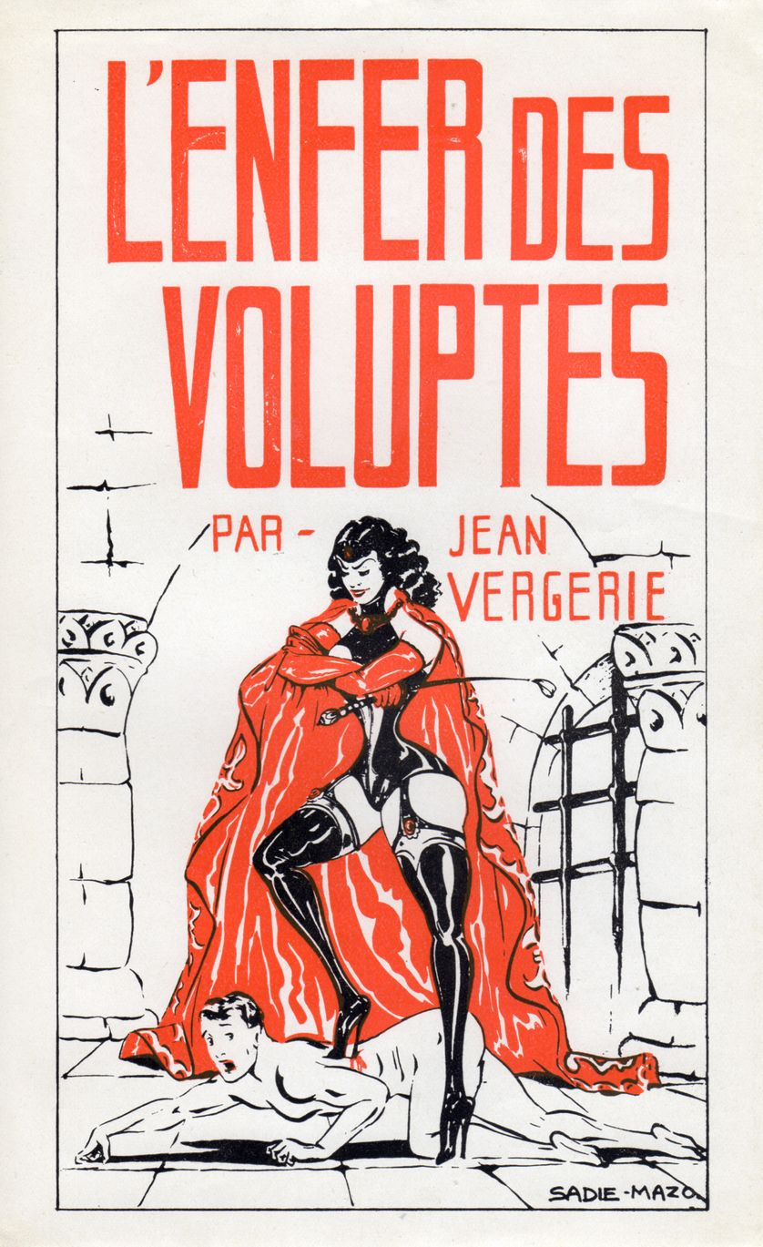 L'enfer des voluptés, Jean Vergerie, 1937