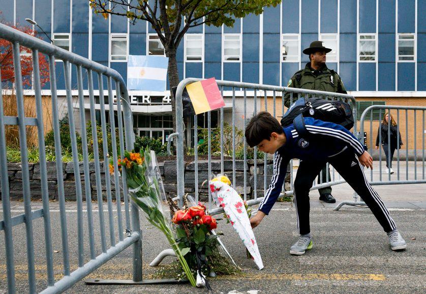 Les lieux où 5 Argentins et une Belge, notamment, ont perdu la vie. Dans le premier attentat terroriste et meurtrier à New York depuis 2001.